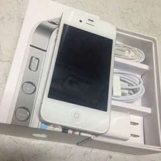 Itouch iPhone 4s Verizon