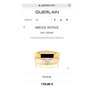 Guerlain Day Cream