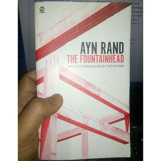 The Fountainhead by Ayd Rand