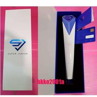 SJ [ SUPER SHOW 7 官方手燈+電池 ] 現貨在台★hkko2001a★Super Junior 應援棒