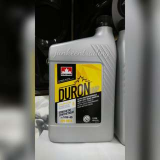 PETRO-CANADA DURON UHP 10W40 FULLY SYNTHETIC HDEO (1L) JASO MA/MA2