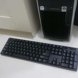 Hp XW4600 Workstation CPU + FREE spare parts