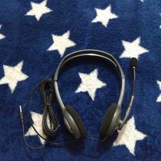 Logitech耳機
