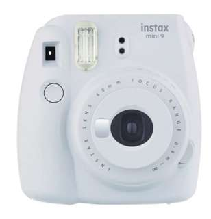 Fujifilm Instax Mini 9- Smoky White