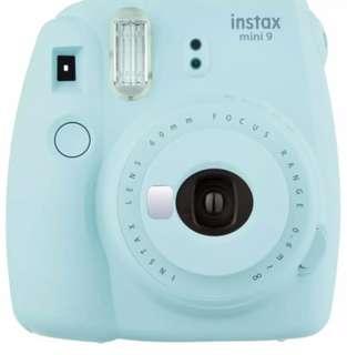 Fujifilm Instax Mini 9- Icy Blue