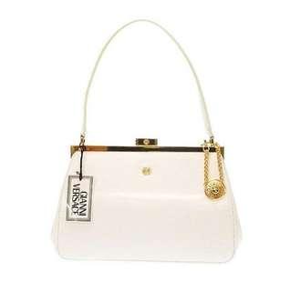 Authentic Versace Vintage Handbag NOT Chanel Dior Celine Valentino Gucci YSL