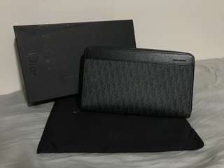 Dior Homme Zipped Wallet
