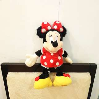 Original Minnie Mouse Small Soft toy Orlando