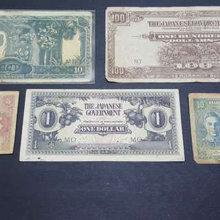 MIXED BANKNOTE
