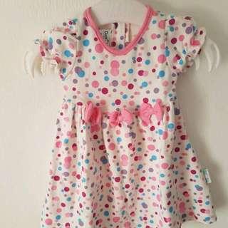 Duck & Duck Baby Dress