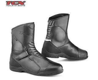TCX hub waterproof riding touring boots