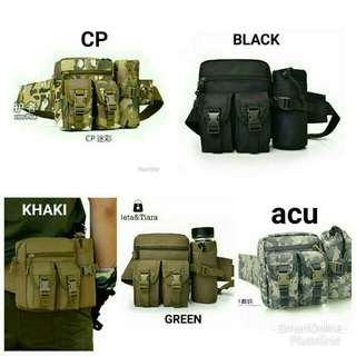 Kwalitas Tas Tactical Army