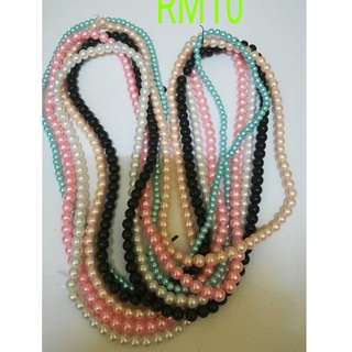 glass beads 4-8mm