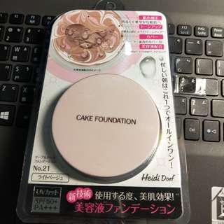 #氣墊粉餅#日本#化妝品#日系彩妝#彩妝