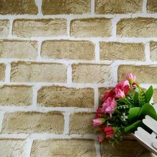 Wallpaper aneka bata dan batu alam