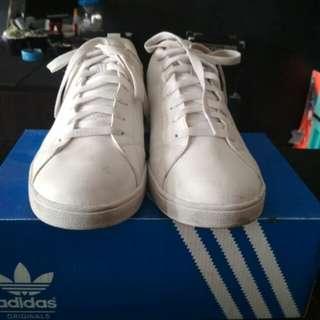 Adidas full white Big size