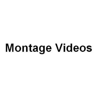Montage Videos, e.g. Wedding