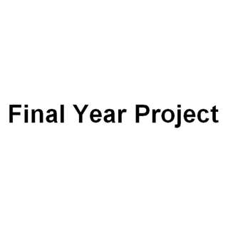 Final Year Project (FYP)