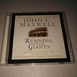 John Maxwell Running with the Giants Audiobook