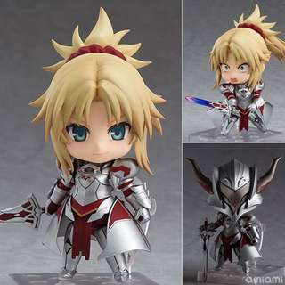 "(PO) Nendoroid - Fate/Apocrypha: Saber of ""Red"""