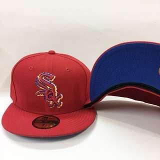 帽 正品 正貨 正版 New Era Sox 59fifty Cap