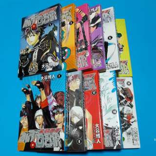 Comic: Air Gear 飞轮少年( Incomplete Set)