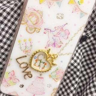 公主的心手機殼