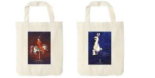 Customised ur very own tote bag