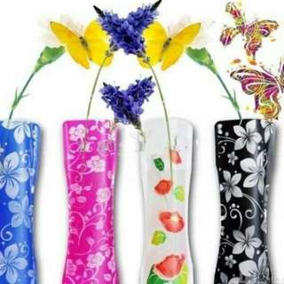 Foldable Durable Easy to store Vase ( 2 Pcs )
