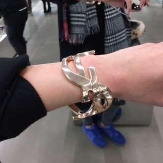 Ysl accessories 手扼 手鐲 bracelet