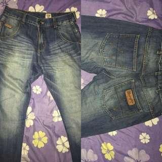 Preloved Jeans Wrangler