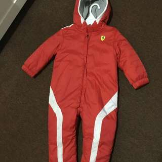 Ferrari Winter Coat