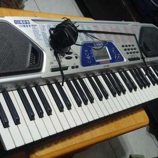 Casio電子琴