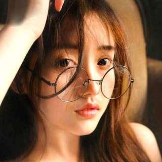 Korean Retro Specs with degree