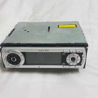 Blaupunkt Sevilla MP54 Car FM Radio MP3 CD Player