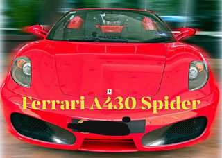 Ferrari A430 Spider (Premier-Grand Super SportCar)