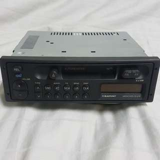BLAUPUNKT Hannover CR67P Car Radio FM Cassette Player