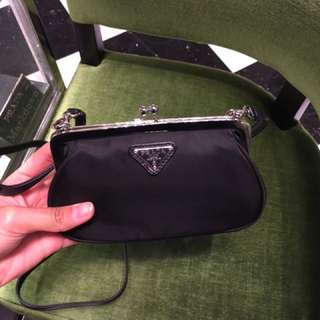 Prada mini bag crossbody bag