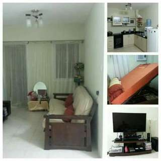 Fully furnished 1 bedroom condo unit