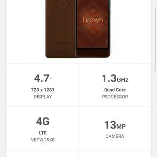 Myphone brown 1 PH ASEAN edition