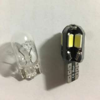 T10 8SMD LED CANBUS Error Free