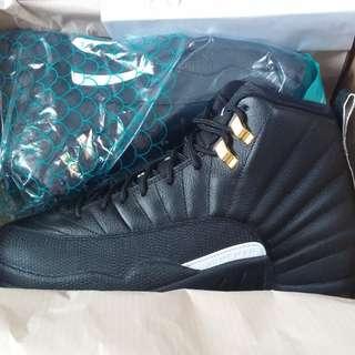 Jordan master 12 black
