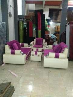 Sofa ruang tamu siap order