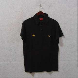 EVISU Poloshirt -Size: 40 Setara XL