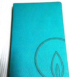 Towngas notebook煤氣公司紀念版記事簿(Tiffany blue colour)😃