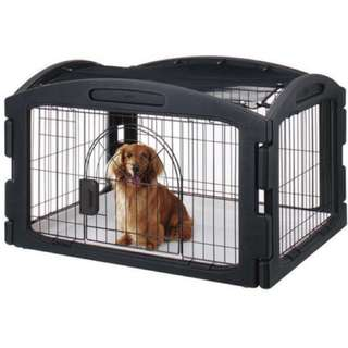 Price reduced - Marukan dog playpen