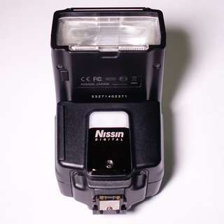 Nissin i40 Flash for Sony A6000/A7 (MIS hotshoe)