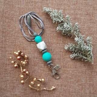 Lanyard - Silicone beads