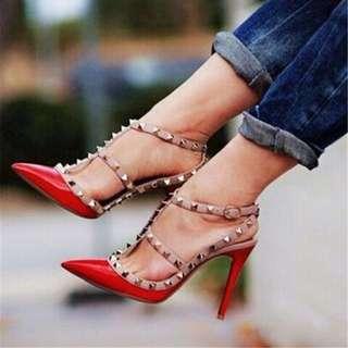Valentino Rockstuds heels pumps
