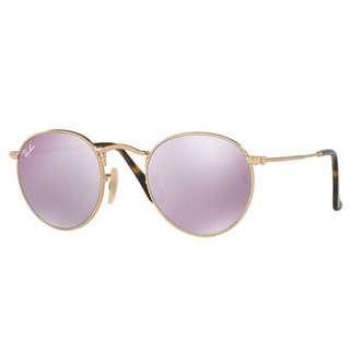 Rayban Round Sunglasses